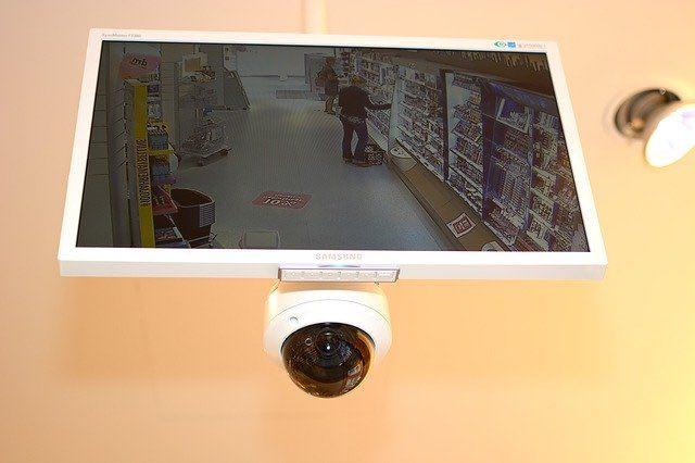 Caméras espionnage