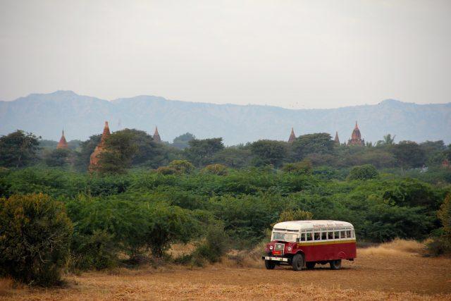 road trip birmanie